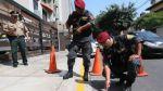 Chincha: delincuentes robaron S/. 48.000 de centro comercial - Noticias de banco azteca