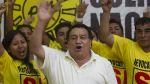 Congresista Luna anuncia una marcha por exclusión de Castañeda - Noticias de elecciones municipales del 2014