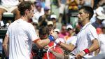Djokovic y Murray se enfrentarán en cuartos en el US Open - Noticias de