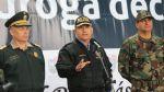 Presentación de las 7.6 toneladas de droga halladas en Trujillo - Noticias de incautaciones