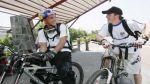 Más de 40 ciclistas extranjeros arribaron a Cerro de Pasco - Noticias de cerro de pasco