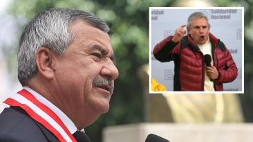 JNE rechaza acusación de fraude de Luis Castañeda