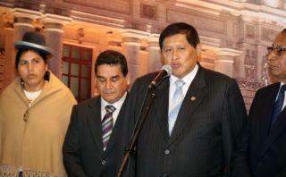 Amado Romero cambió de versión y negó nexo con Sendero Luminoso