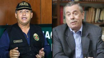 ¿Droga o yeso?: el caso que avivó polémica Rospigliosi-Urresti