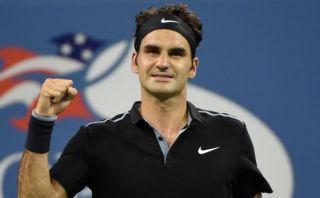 Fededer venció al español Bautista y avanzó en el US Open
