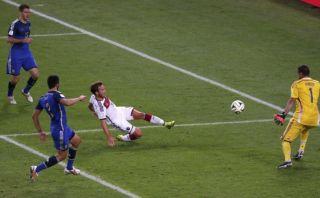 Revive el gol de Götze que le dio la Copa del Mundo a Alemania