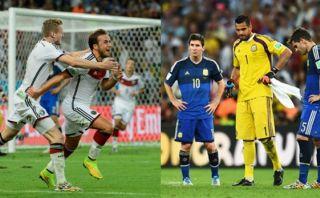 Alemania vs. Argentina: ¿Qué equipo paga más en las apuestas?