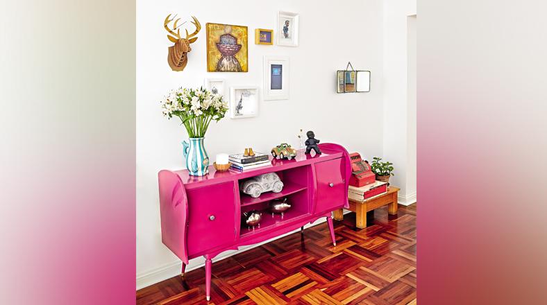 Aprende a decorar tu casa con aparadores y consolas foto - Decorar un aparador ...