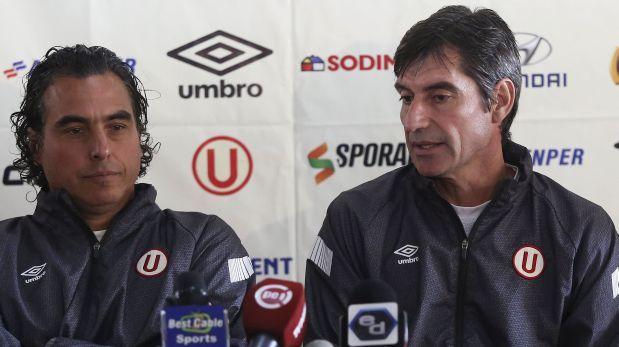 Óscar Ibáñez tiene aprobación de 74% como técnico de la 'U'