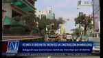 Miraflores: las consecuencias negativas del 'boom' inmobiliario - Noticias de