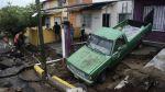 Tormenta Dolly golpea las costas mexicanas del Atlántico - Noticias de inundaciones