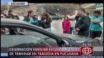 Mujer arrolló con su auto a varias personas en Pucusana - Noticias de
