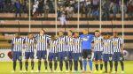 Así jugará el nuevo Alianza Lima con refuerzos en el Clausura - Noticias de wilmer aguirre