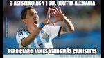 Los memes que generó la victoria de Argentina sobre Alemania - Noticias de amistoso internacional