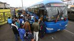 Corredor azul: ¿Qué opinas del nuevo servicio de transporte? - Noticias de no laborables