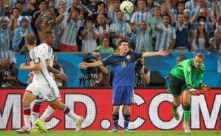 """Messi sobre Argentina: """"Vamos a conseguir cosas en el futuro"""""""