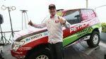 Fuchs presentó el coche en el que correrá el Desafío Inca - Noticias de rally dakar 2014