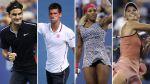 US Open: así van las llaves de los cuadros masculino y femenino - Noticias de sara novak