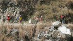 Invocan a turistas no usar vía alterna a Machu Picchu - Noticias de juvenal zereceda vasquez