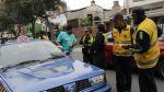 Corredor azul: Trece taxis colectivos llevados al depósito hoy - Noticias de gerencia de transporte urbano