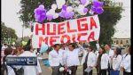 """Sigue la huelga: """"Diálogo con el Minsa está roto"""", dice la FMP - Noticias de federación médica del perú"""