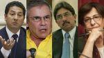 Heresi compró acciones con bienes y Castañeda no declaró predio - Noticias de bienes inmuebles