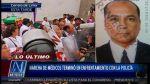 Médicos volvieron a enfrentarse a policías durante marcha - Noticias de huelga de médicos