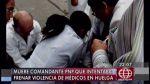 """Padre de policía muerto en marcha de médicos: """"Lo abandonaron"""" - Noticias de paro cardiaco"""
