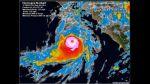 Huracán Norbert llega a categoría 3 y afecta a México - Noticias de lluvias intensas