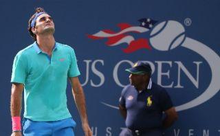 US Open de sorpresas: Roger Federer eliminado por Marin Cilic