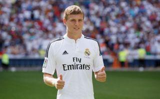 """Toni Kroos: """"Guardiola perfeccionó aún más mi juego"""""""
