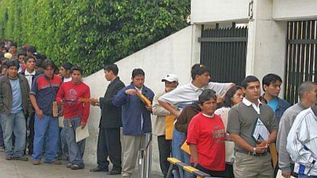Empleo formal creció 5,9% en la Macro Región Sur