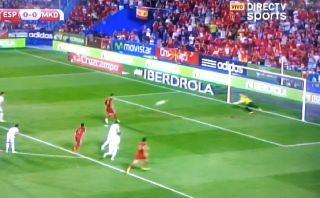 Eurocopa 2016: Sergio Ramos hizo este golazo picando el balón
