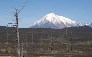 Turismo candente: Vive de cerca una erupción volcánica en Rusia