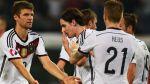 Alemania venció 2-1 a Escocia en la Clasificación a la Eurocopa - Noticias de bastian schweinsteiger