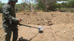 Nicaragua: Un meteorito cayó en Managua sin causar daños - Noticias de meteoro