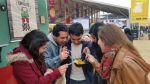 Mistura 2014: el espíritu de compartir hasta un tiradito - Noticias de lista de precios