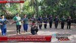 Clan Quispe Palomino muestra todo su poderío en armas [VIDEO] - Noticias de jorge quispe palomino camarada raul