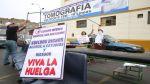 El Minsa busca restituir servicios afectados por huelga - Noticias de seguro integral de salud