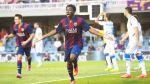 Dongou, el goleador camerunés que atesora el Barcelona - Noticias de jean marie dongou