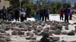 Pobladores bloquearon carretera exigiendo una ambulancia - Noticias de huancavelica