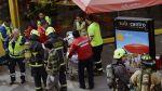 Chile: Autoridades revelan lista de heridos tras explosión - Noticias de santiago correa
