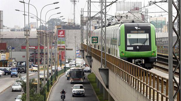MTC: El 19 de setiembre empiezan obras de la Línea 2 del Metro