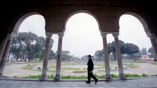 El Parque de la Reserva tras ser restaurado en el año 2000. (Foto: Mayu Mohanna/El Comercio)