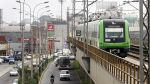 MTC: El 19 de setiembre empiezan obras de la Línea 2 del Metro - Noticias de consorcio tren electrico lima