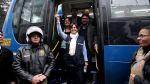 Problemas del corredor azul habrían restado puntos a Villarán - Noticias de fernando villaran