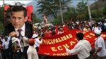 """Humala sobre La Convención: """"Lo que se están peleando es plata"""" - Noticias de pobreza"""