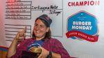 La abogada de Wall Street que vende hamburguesas en Londres - Noticias de liam esquenazi vertiz