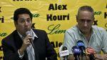 """Heresi: """"Kouri es mi amigo, pero no tenemos vínculo político"""" - Noticias de peaje"""