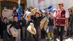 Entregan 100 frazadas de plástico reciclado en Yauyos - Noticias de botellas recicladas